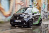 Smart elettrica for two Electric Drive