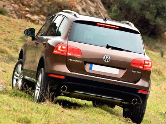 Volkswagen Touareg 3.0 v6 tiptronic hybrid