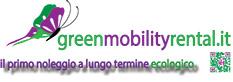 il primo noleggio a lungo termine ecologico - green mobility rental