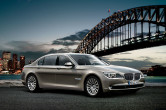 BMW SERIE 7 Activehybrid