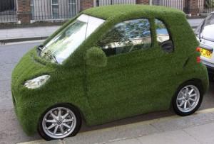 Permuta la tua auto e prendi un'auto ecologica