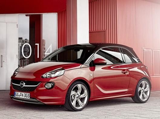 Opel-Adam-#noleggio a lungo termine