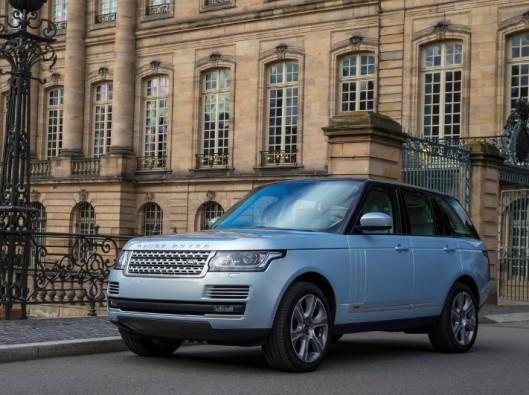 range rover ibrida auto a  noleggio a lungo termine
