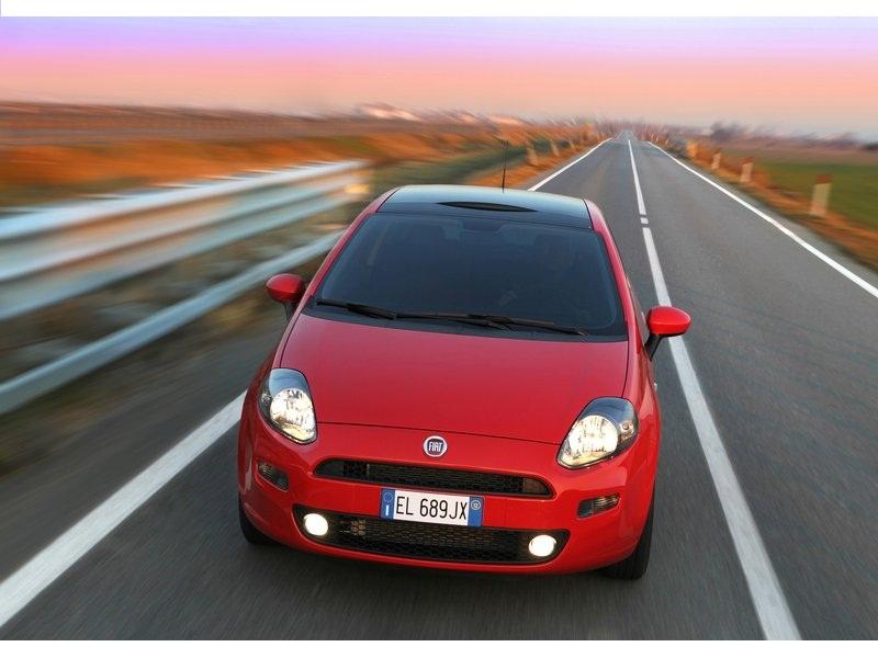 Fiat-Punto_a metano a noleggio a lungo termine