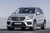 Mercedes GLE 500e 4MATIC