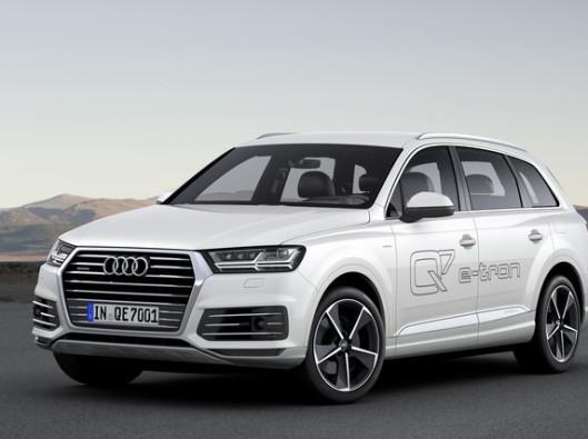 Audi Q7 e-tron 3.0 TDI quattro a noleggio lungo termine