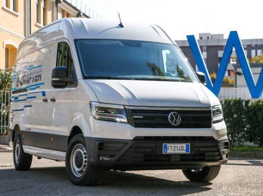 volkswagen-e-crafter noleggio lungo termine