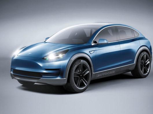 Tesla Model Y a noleggio lungo termine
