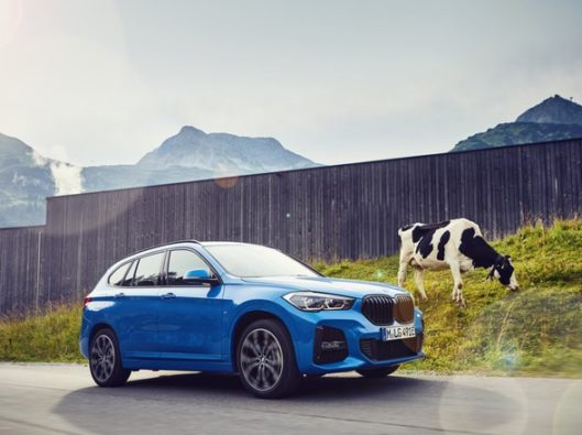 BMW X1 ibrida a noleggio lungo termine ecologico