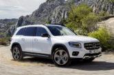 Mercedes GLB ibrida plug-in