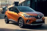 Renault Captur ibrida plug-in