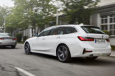 BMW Serie 3 Touring ibrida plug-in