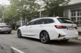 BMW Serie 3 Touring ibrida plug-in