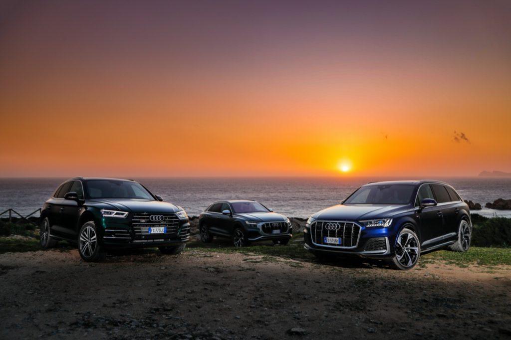 Migliori SUV Ibridi a noleggio lungo termine