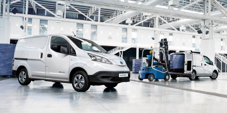 Migliori veicoli commerciali elettrici sul mercato