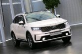 Kia Sorento ibrida plug-in