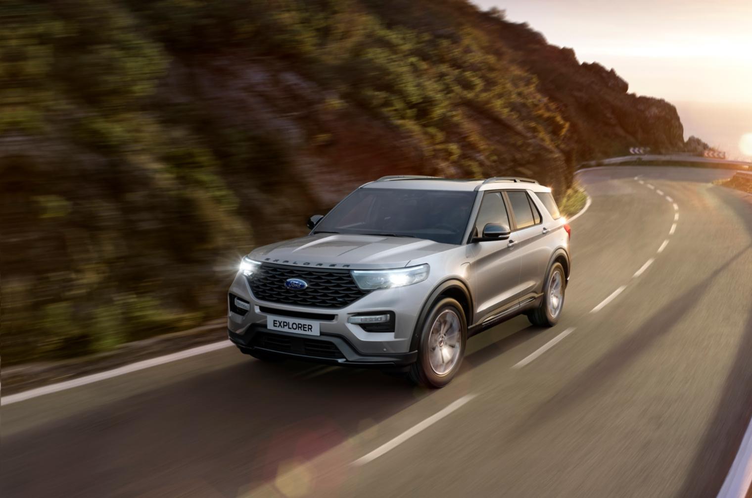 Nuova-Ford-Explorer-2020 noleggio lungo termine