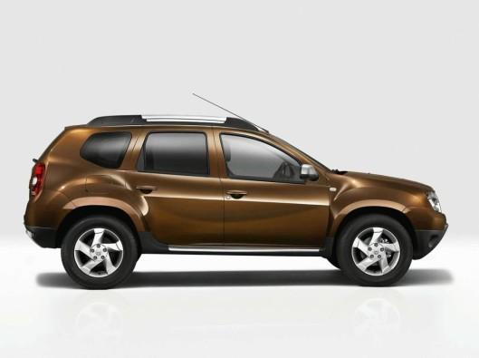 2010-Dacia-Duster-Side-View NOLEGGIO A LUNGO TERMINE