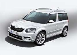 Nuova Škoda Yeti a noleggio a lungo termine