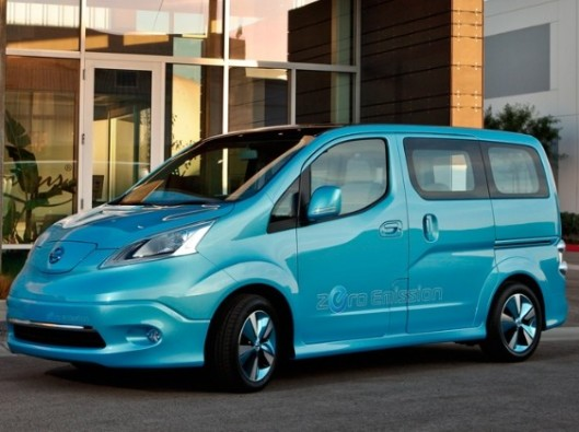 Nissan-e-NV200 noleggio a lungo termine
