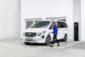 Mercedes eVito Tourer, comfort per viaggi a zero emissioni