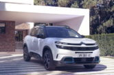 Citroen C5 Aircross ibrida