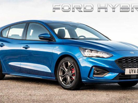 Ford Fiesta ibrida a noleggio lungo termine