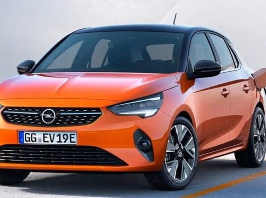 Opel-Corsa-elettrica noleggio lungo termine