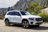 Mercedes GLB ibrida plug-in