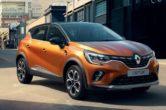 Renault Captur ibrida plug-in