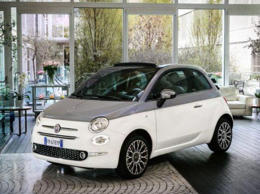 Fiat 500 ibrida