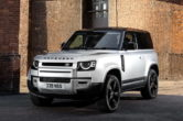 Land Rover Defender ibrida