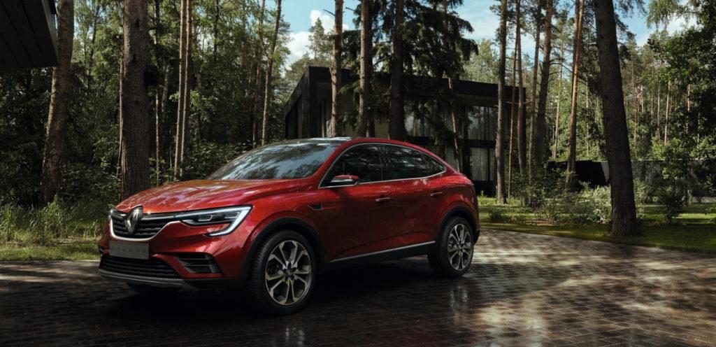 Nuova-Renault-Arkana noleggio lungo termine