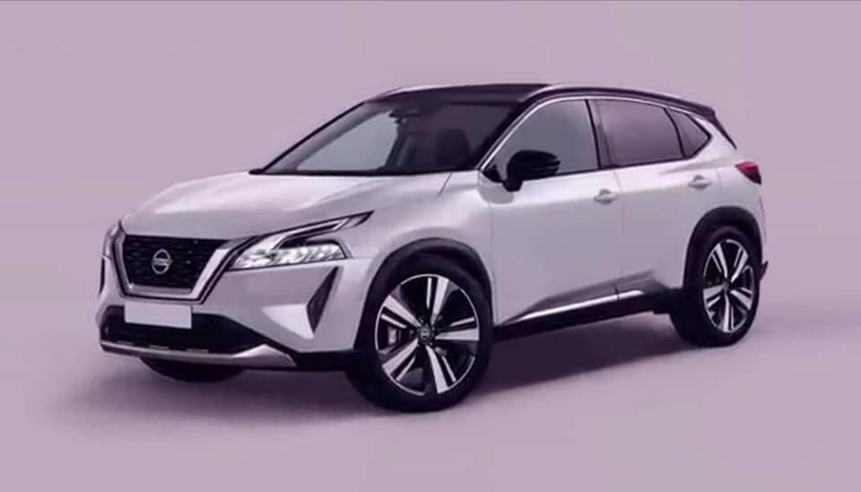 Nissan Qashqai noleggio lungo termine 2021