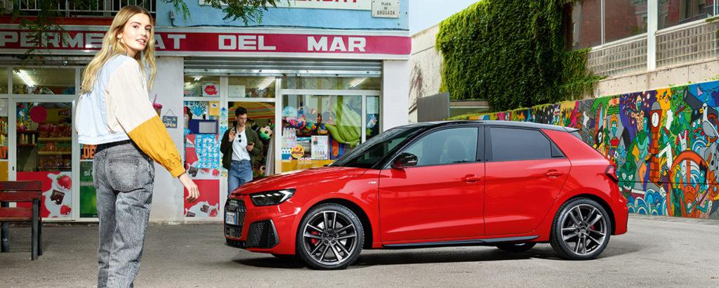 Noleggio Lungo Termine Audi
