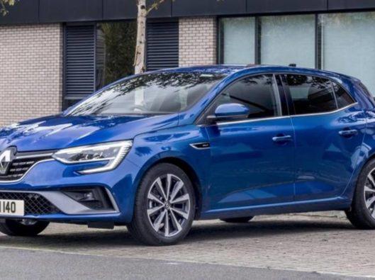 Renault Megane plug in hybrid noleggo lungo termine